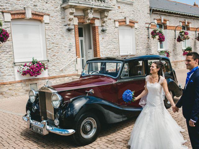 Le mariage de Paul et Audrey à Treillières, Loire Atlantique 15