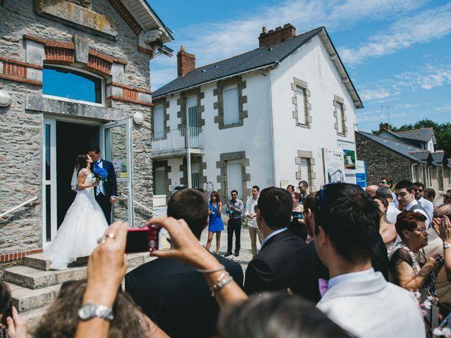Le mariage de Paul et Audrey à Treillières, Loire Atlantique 18