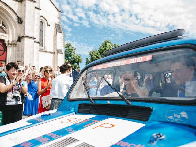 Le mariage de Paul et Audrey à Treillières, Loire Atlantique 31