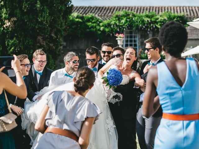 Le mariage de Paul et Audrey à Treillières, Loire Atlantique 36