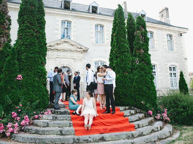 Le mariage de Paul et Audrey à Treillières, Loire Atlantique 39