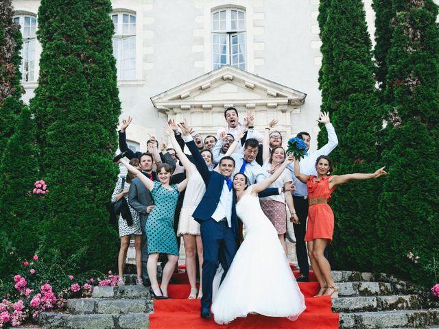 Le mariage de Paul et Audrey à Treillières, Loire Atlantique 40