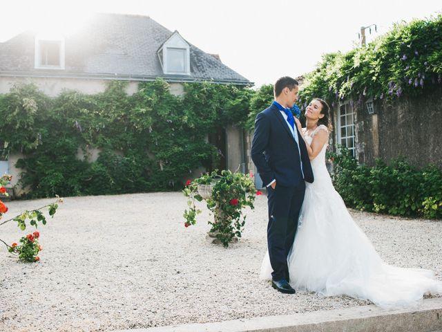 Le mariage de Paul et Audrey à Treillières, Loire Atlantique 45