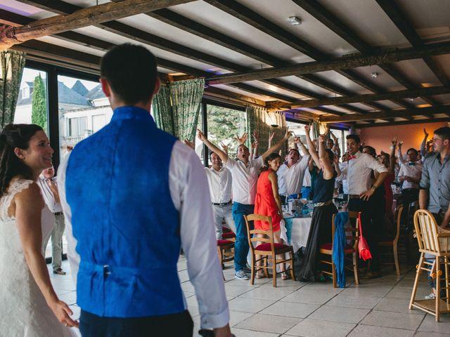 Le mariage de Paul et Audrey à Treillières, Loire Atlantique 54