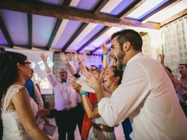 Le mariage de Paul et Audrey à Treillières, Loire Atlantique 58