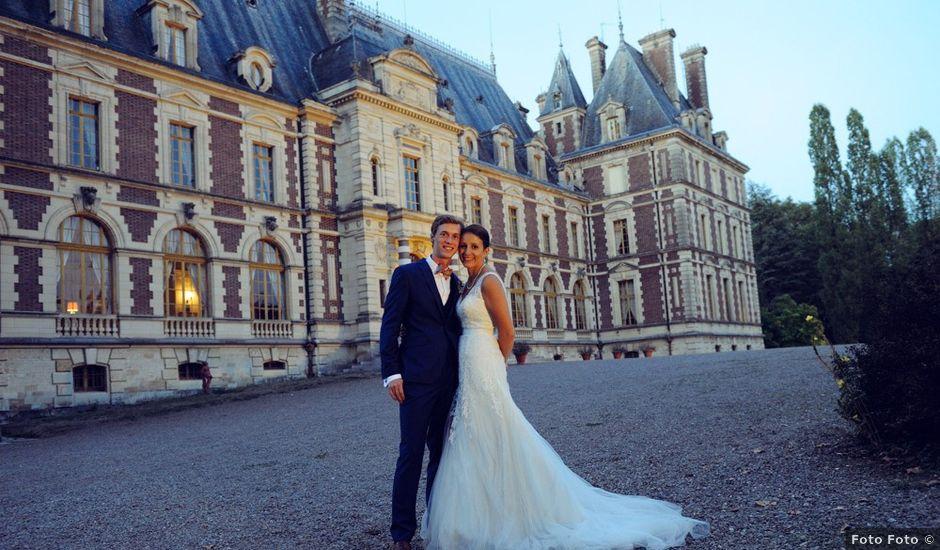 Le mariage de Gerben et Julie à Villersexel, Haute-Saône