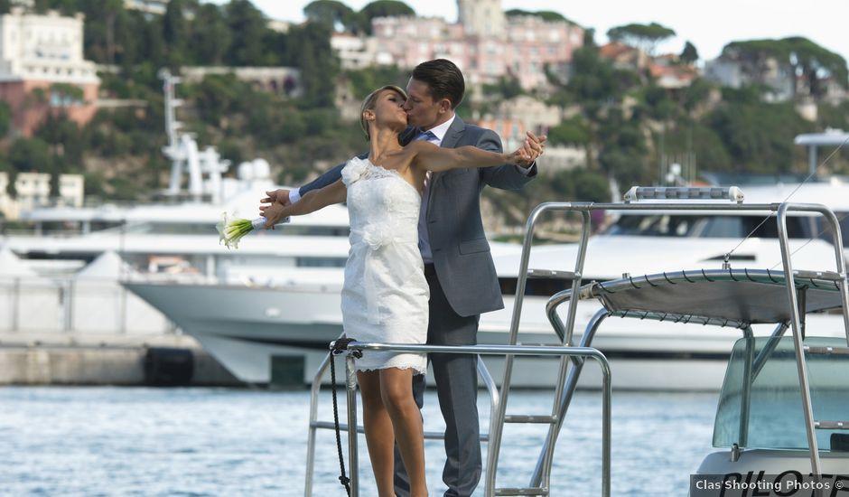 Le mariage de Fabien et Anne So à Nice, Alpes-Maritimes
