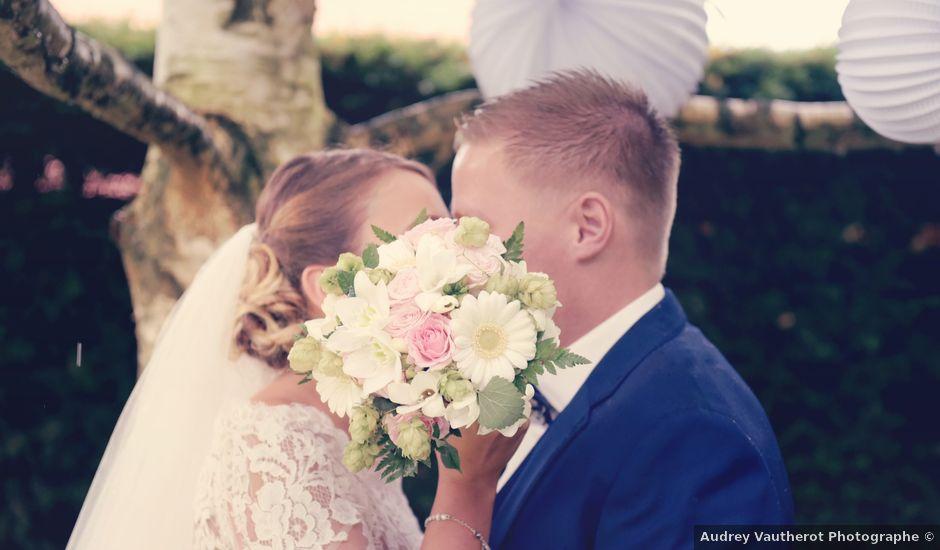 Le mariage de Thomas et Maria à Orchies, Nord