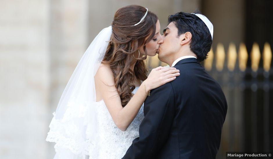 Le mariage de Samuel et Caroline à Paris, Paris