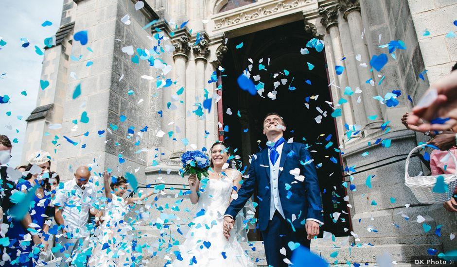 Le mariage de Paul et Audrey à Treillières, Loire Atlantique