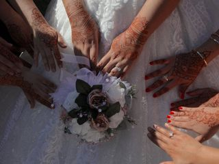 Le mariage de Dina et jéremie 1