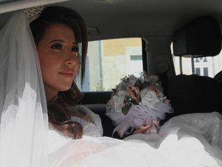 Le mariage de Dina et jéremie 2