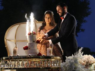 Le mariage de Dina et jéremie