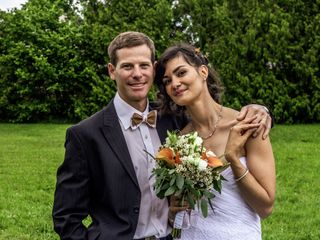 Le mariage de Jessica et Jeremy