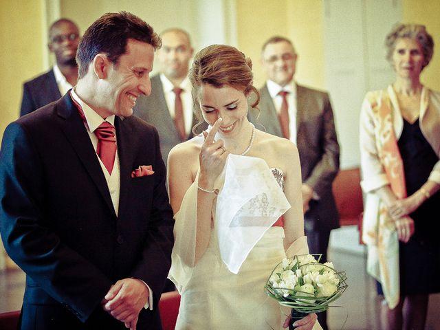 Le mariage de Alexandre et Xavière à Nîmes, Gard 12