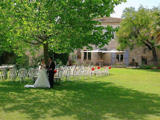 Le mariage de Alexandre et Xavière à Nîmes, Gard 13