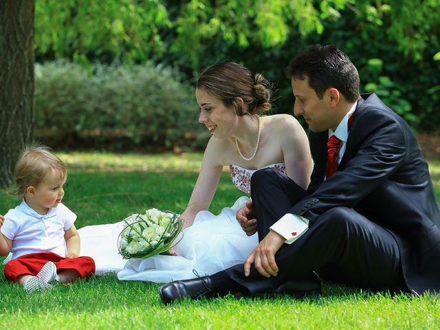Le mariage de Xavière et Alexandre