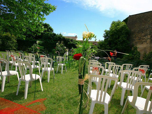 Le mariage de Alexandre et Xavière à Nîmes, Gard 16