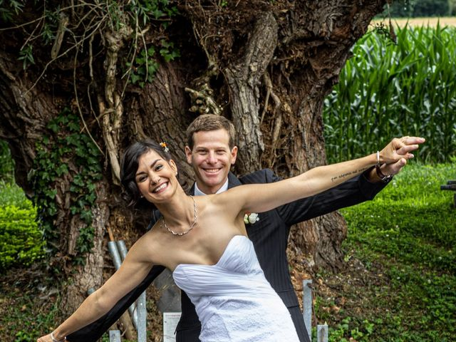 Le mariage de Jeremy et Jessica à Gambsheim, Bas Rhin 3