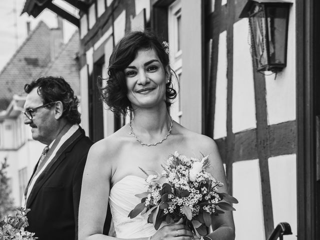 Le mariage de Jeremy et Jessica à Gambsheim, Bas Rhin 4
