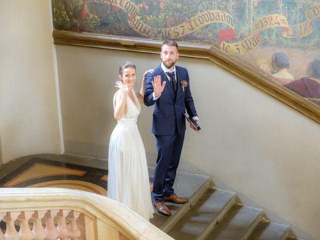 Le mariage de Andréa et Erwann à Toulouse, Haute-Garonne 23