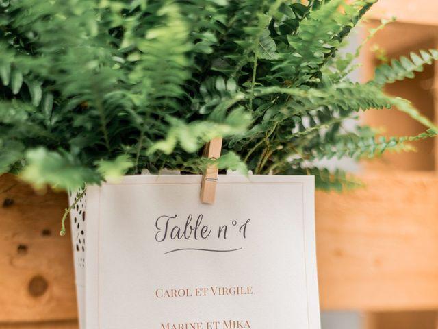Le mariage de Virgile et Carol à Verchamp, Haute-Saône 9