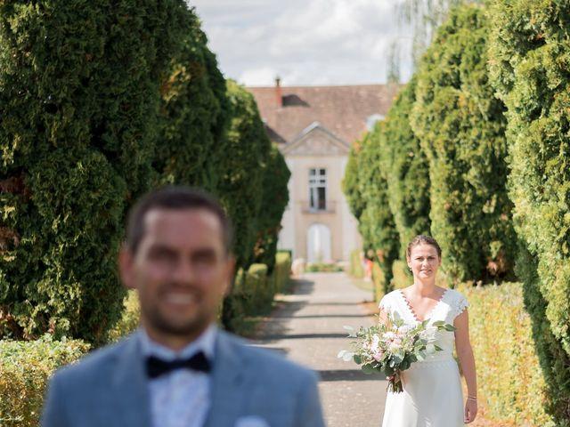 Le mariage de Virgile et Carol à Verchamp, Haute-Saône 35