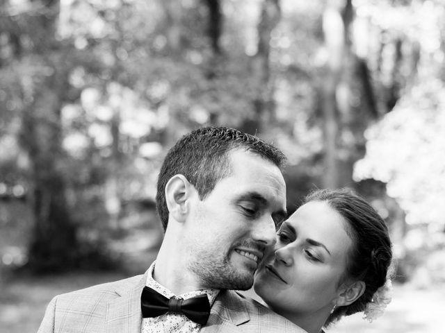 Le mariage de Virgile et Carol à Verchamp, Haute-Saône 44