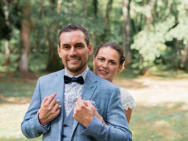 Le mariage de Virgile et Carol à Verchamp, Haute-Saône 45
