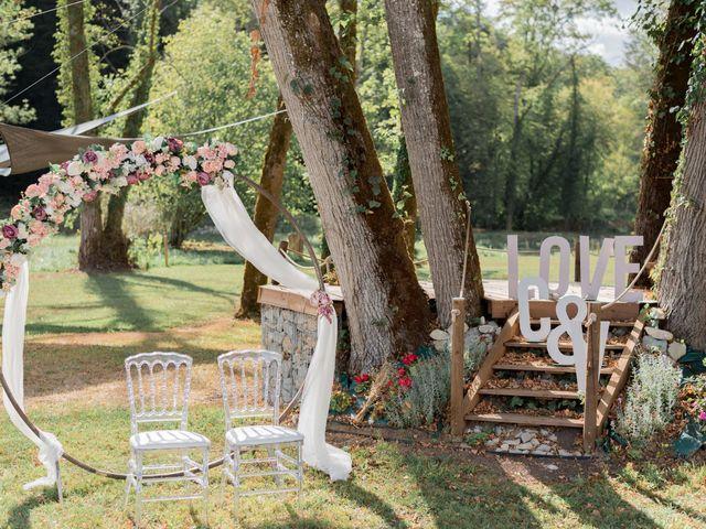 Le mariage de Virgile et Carol à Verchamp, Haute-Saône 57