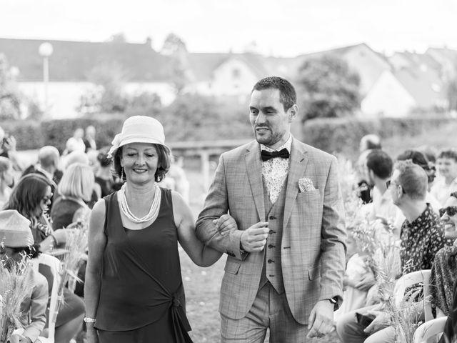 Le mariage de Virgile et Carol à Verchamp, Haute-Saône 62