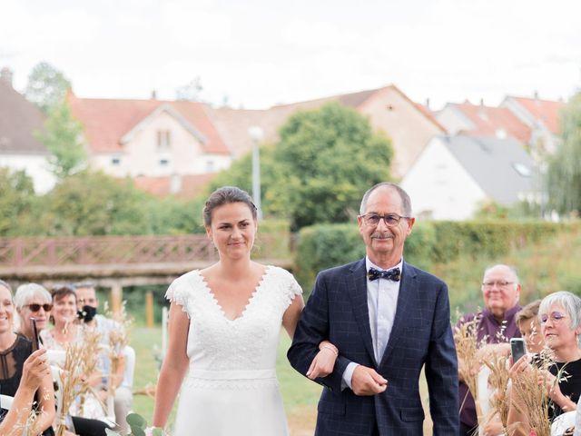 Le mariage de Virgile et Carol à Verchamp, Haute-Saône 65