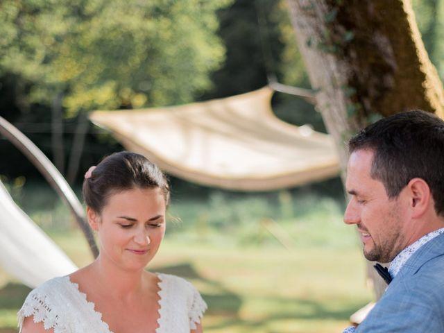 Le mariage de Virgile et Carol à Verchamp, Haute-Saône 72