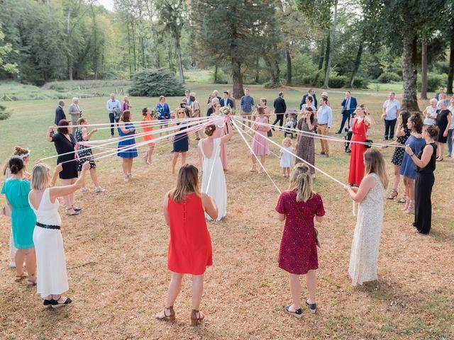 Le mariage de Virgile et Carol à Verchamp, Haute-Saône 77