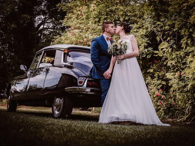 Le mariage de Céline et Gabin