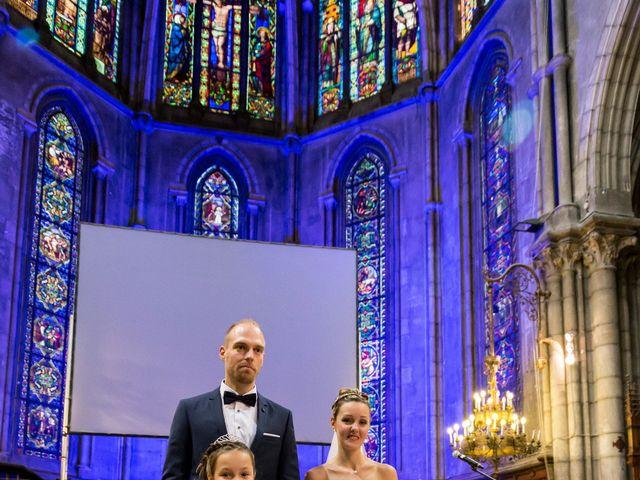Le mariage de Jeremy et Julie à Saint-Martin-la-Plaine, Loire 8