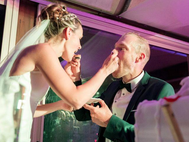 Le mariage de Jeremy et Julie à Saint-Martin-la-Plaine, Loire 15