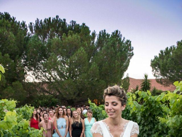 Le mariage de Arnaud et Aurélia à Rivesaltes, Pyrénées-Orientales 47