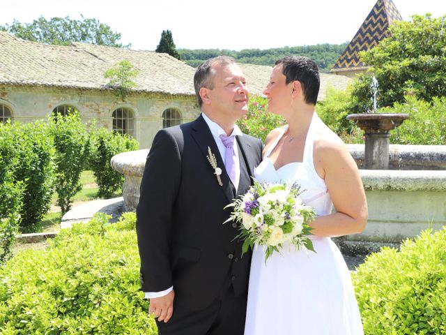 Le mariage de Manuel et Valérie à Bagnols-sur-Cèze, Gard 13
