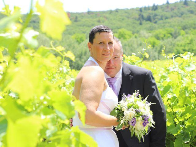 Le mariage de Manuel et Valérie à Bagnols-sur-Cèze, Gard 23