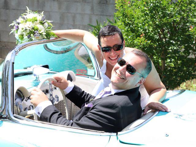 Le mariage de Manuel et Valérie à Bagnols-sur-Cèze, Gard 1
