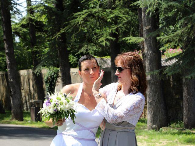 Le mariage de Manuel et Valérie à Bagnols-sur-Cèze, Gard 30
