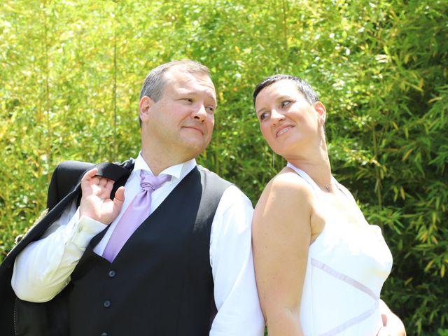 Le mariage de Valérie et Manuel