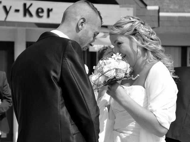 Le mariage de Cindy et Pierre Yves à Le Folgoët, Finistère 13