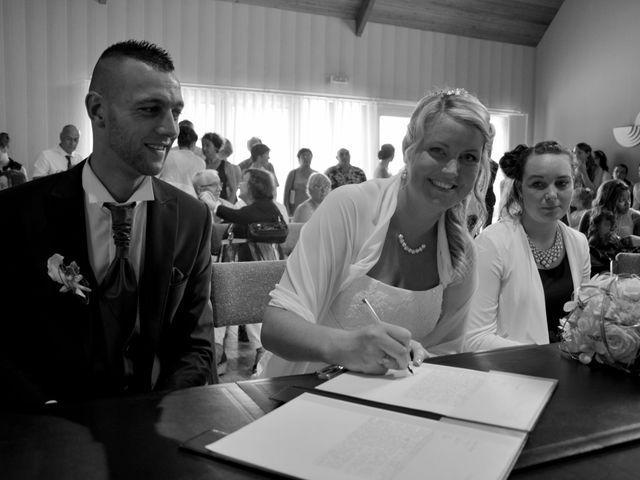 Le mariage de Cindy et Pierre Yves à Le Folgoët, Finistère 21