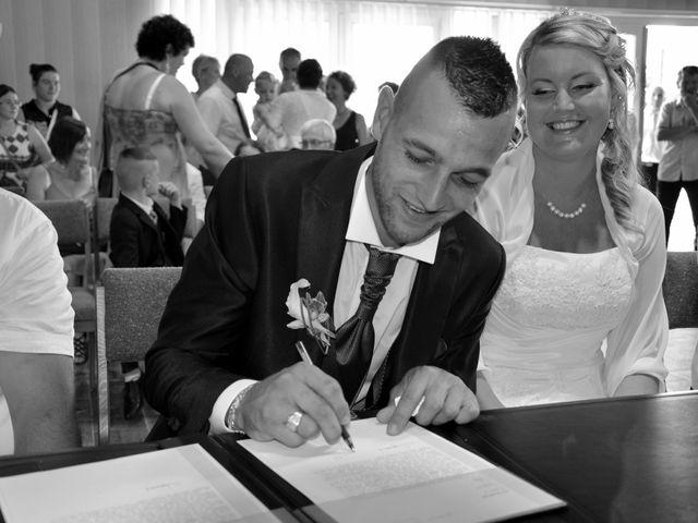 Le mariage de Cindy et Pierre Yves à Le Folgoët, Finistère 22