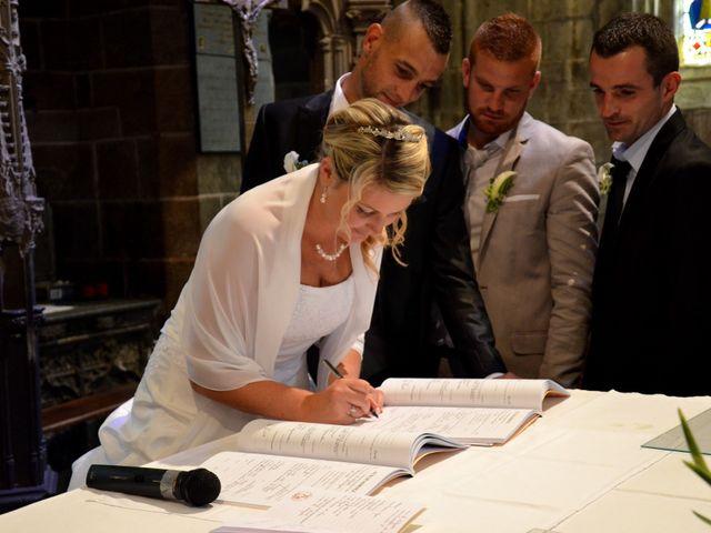 Le mariage de Cindy et Pierre Yves à Le Folgoët, Finistère 35