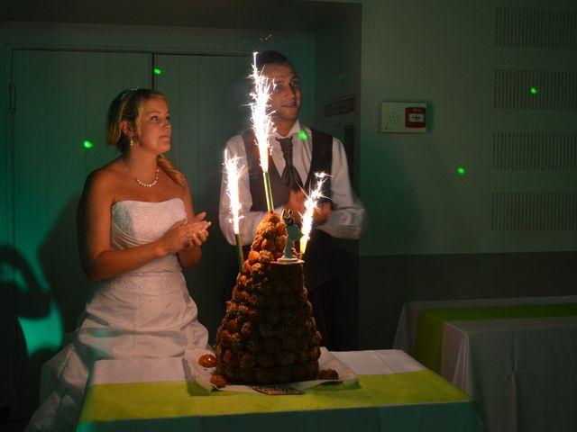 Le mariage de Cindy et Pierre Yves à Le Folgoët, Finistère 61