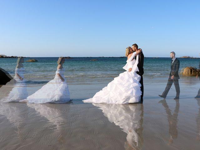 Le mariage de Cindy et Pierre Yves à Le Folgoët, Finistère 84
