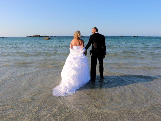 Le mariage de Cindy et Pierre Yves à Le Folgoët, Finistère 86